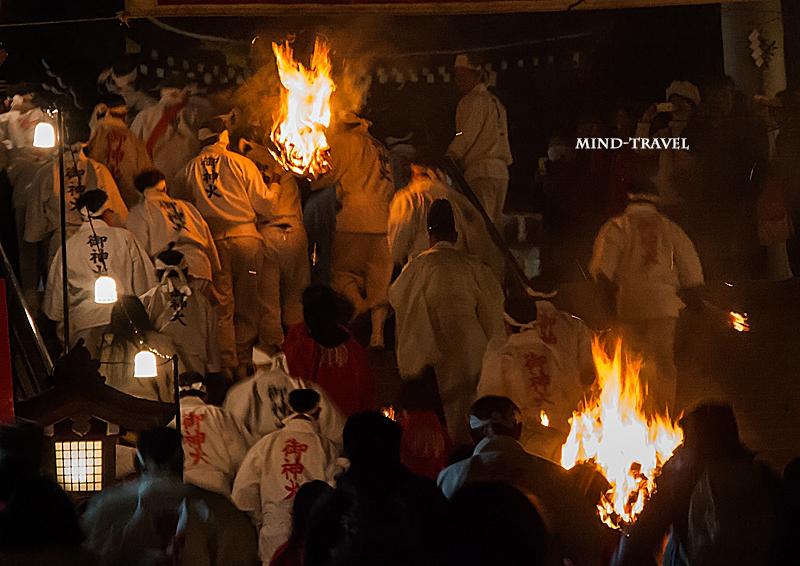 大神神社 繞道祭2
