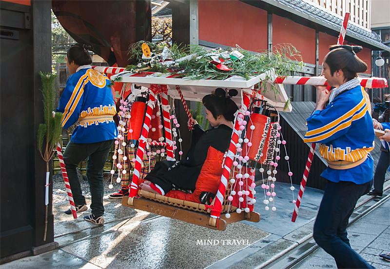 京都ゑびす神社 十日戎 宝恵籠3