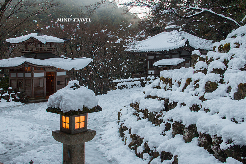 愛宕念仏寺 地蔵堂