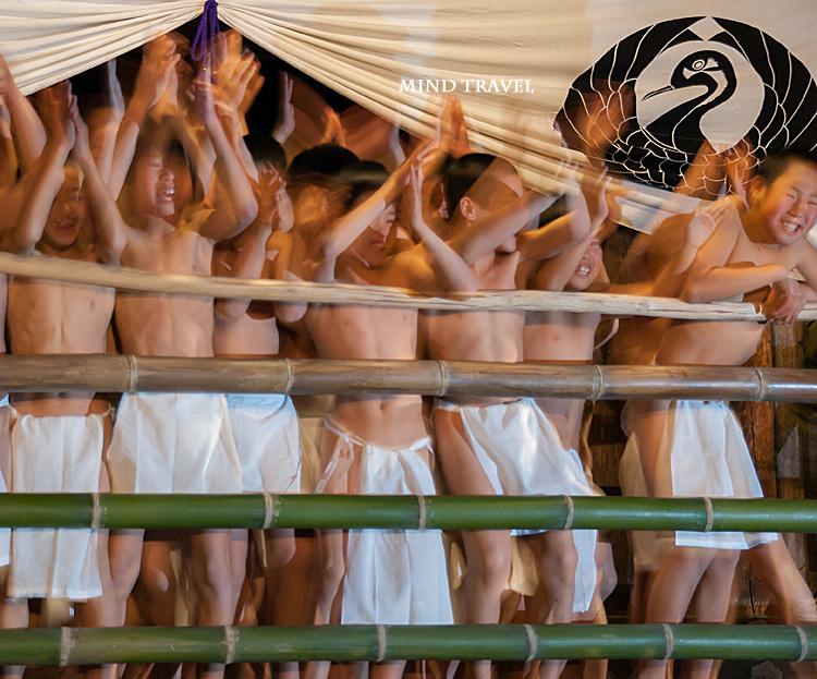 法界寺裸踊り