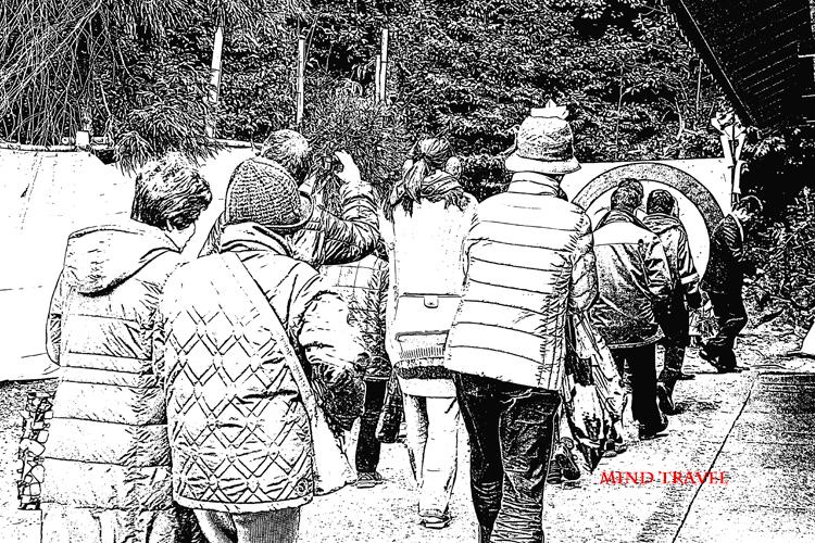 走田神社 お千度詣り