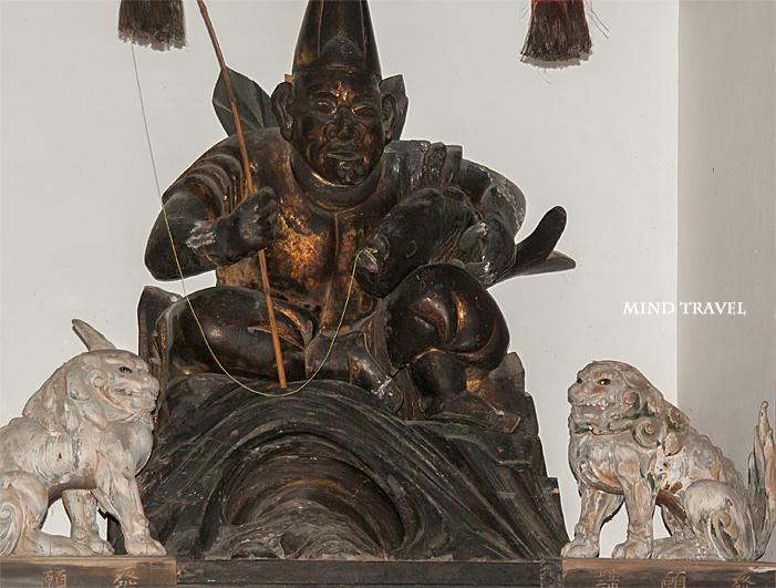 熊野若王子神社 蛭子神