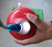 消火器内部点検 消火薬剤状況