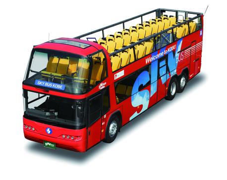 20170131神姫バスのスカイバス神戸