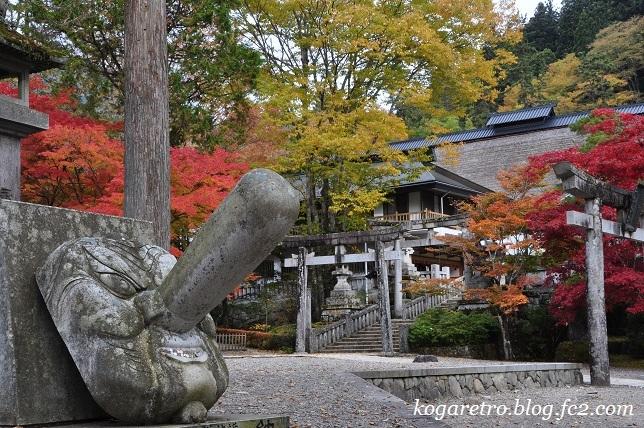 2016古峯神社の紅葉