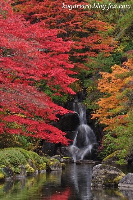 2016古峯園の紅葉