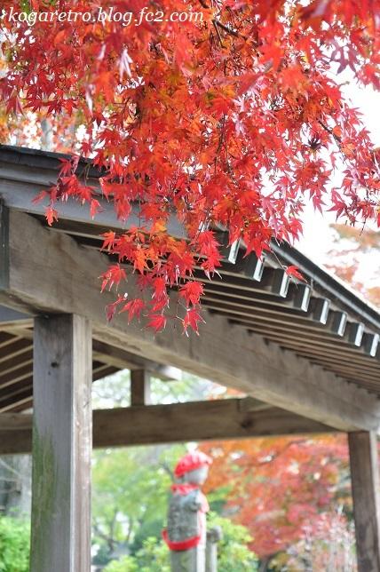 満福寺の紅葉4