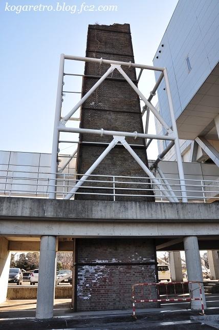 須藤製糸の煉瓦煙突2