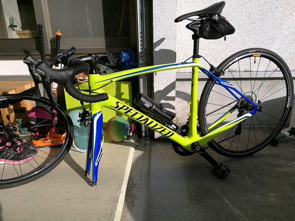 ロードバイク17.1.31①