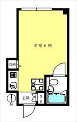 ★ルージュ駒場201   2017.1.24_R