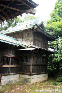 八雲神社(さいたま市西区宮前町)8