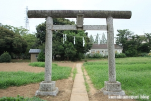 八雲神社(さいたま市西区宮前町)2