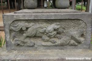 宮前氷川神社(さいたま市西区宮前町)11