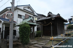 八雲神社(さいたま市西区内野本郷)1