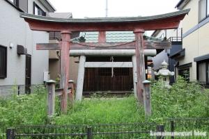 稲荷神社(さいたま市西区内野本郷)1