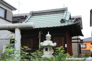 稲荷神社(さいたま市西区内野本郷)5