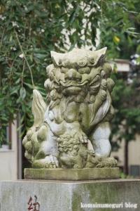 日進神社(さいたま市北区日進町)8