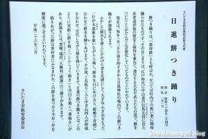 日進神社(さいたま市北区日進町)3