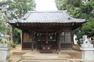 日進神社(さいたま市北区日進町)9