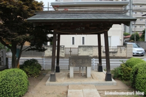 八雲神社(さいたま市大宮区大成町)5