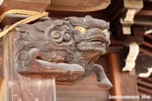 八雲神社(さいたま市大宮区大成町)7