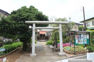 新明神社(さいたま市大宮区桜木町)1