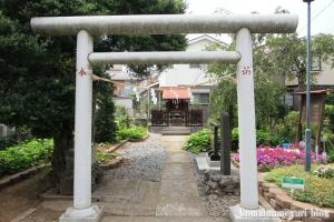 新明神社(さいたま市大宮区桜木町)2
