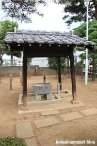 櫛引氷川神社(さいたま市大宮区櫛引町)8