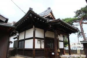 櫛引氷川神社(さいたま市大宮区櫛引町)10