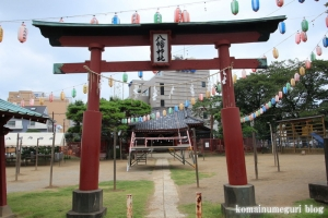 天満宮&八幡神社(さいたま市大宮区大成町)5