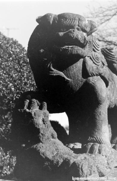 八幡神社(北葛飾郡杉戸町清池)2