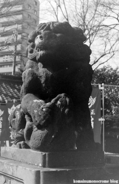 新曽氷川神社(戸田市氷川町)4