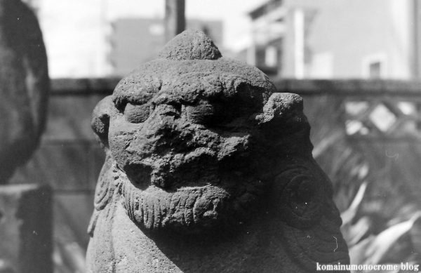 上戸田氷川神社(戸田市上戸田)6