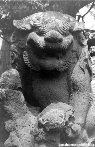 春日神社(多摩市連光寺)2
