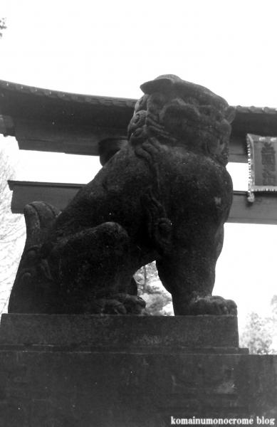 北口本宮冨士浅間神社(山梨県富士吉田市上吉田)3