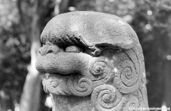 入谷氷川神社(足立区入谷)4