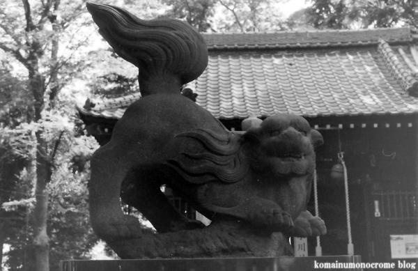 氷川神社(足立区東伊興)3