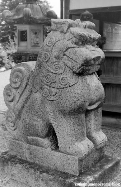 宅春日社(奈良市白毫寺町)3
