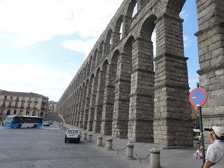 セゴビア水道橋2