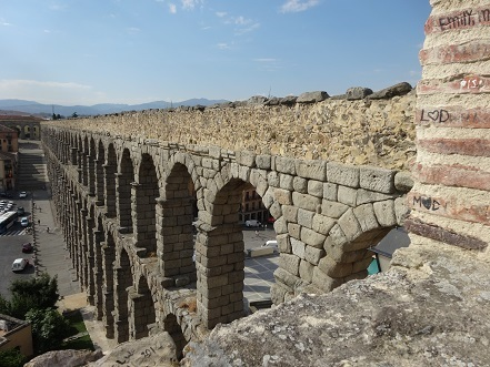 セゴビア水道橋4