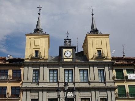 セゴビア市役所(2)
