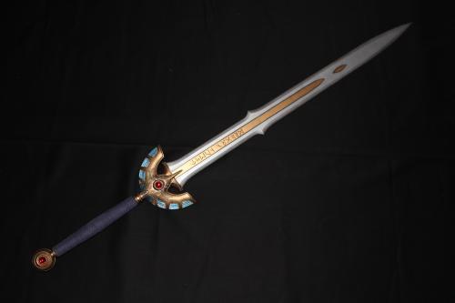 K様 非金属製ドラクエミュージアムverロトの剣1