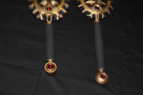 ゼネプロロトの剣とドラクエミュージアム仕様ロトの剣4