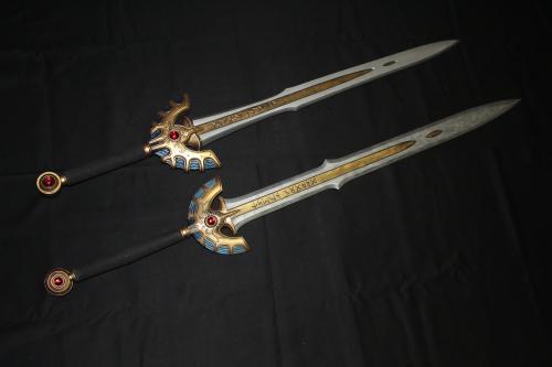 ゼネプロロトの剣とドラクエミュージアム仕様ロトの剣1