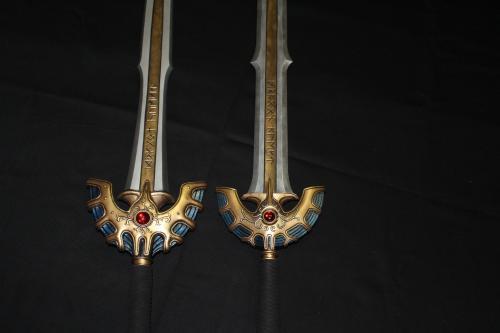 ゼネプロロトの剣とドラクエミュージアム仕様ロトの剣3