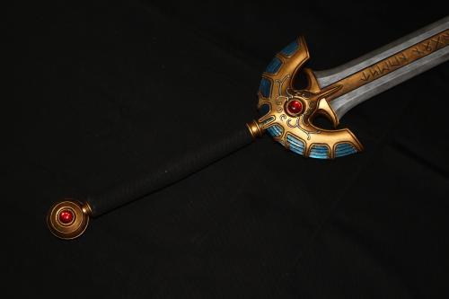 K様ドラクエミュージアム仕様歴戦の剣verロトの剣3