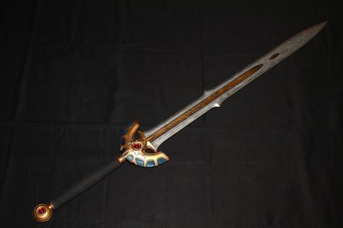 K様ドラクエミュージアム仕様歴戦の剣verロトの剣1