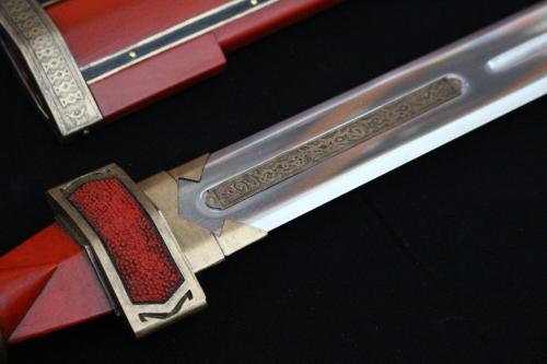 N様 牙狼〈GARO〉金属刀身ver魔戒剣4