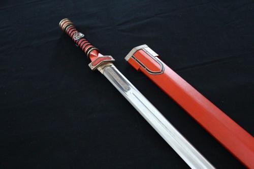 N様 牙狼〈GARO〉金属刀身ver魔戒剣3