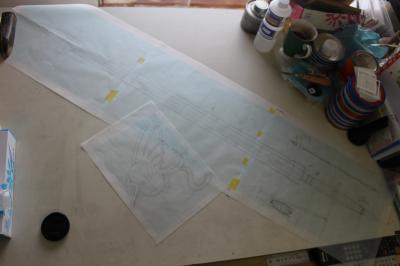 Y様ドラゴンクエストはやぶさの剣設計図2